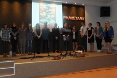 2014-01-19 - Rudzka Syberiada, prezentacja fotokomiksu pt. Pamiętamy