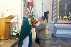 2014-08-31 - Powitanie ks. wikariusza Roberta Figury