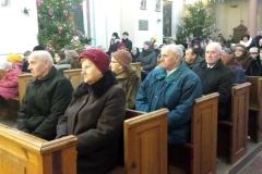 2014-12-28 - Złote Gody w parafii Rudka