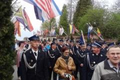 2015-04-26 - VII ogólnopolska pielgrzymka strażaków na Jasną Górę
