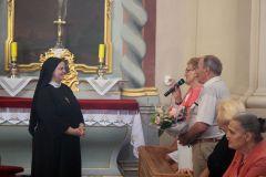 2015-08-16 - Powitanie nowych sióstr zakonnych