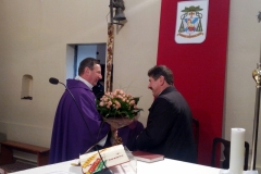 2015-11-29 - Imieninowe życzenia dla ks. proboszcza
