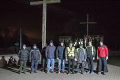 2019-04-12 - 6. Drohiczyńska Nocna Droga Krzyżowa