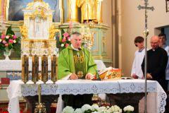 2019-07-07 - Powitanie ks. proboszcza Tadeusza Czyżaka