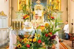 2020-09-06 - Dożynki parafialne, Rudka 2020
